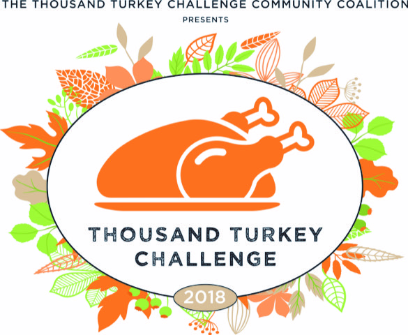1000 Turkey Challenge Launch taking place on November 18, 2018 at West Side Campaign Against Hunger at 12:30 p.m.